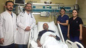 Sağ Kalp Yetmezliğinde Türkiye'de İlk Kez Kapalı Yöntemle Müdahale